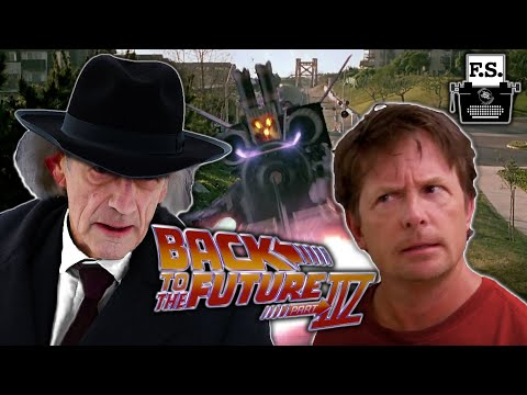 What If Back to the Future Part IV Happened?