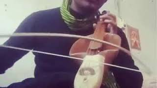 Boro's traditional instrument 'Serza' Damnai by me a short music melody from Bodo song.