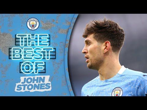 BEST OF JOHN STONES 2020/21 | Best goals & defensive moments!