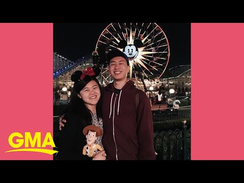 This partner created the most wonderful Disney birthday surprise for his girlfriend
