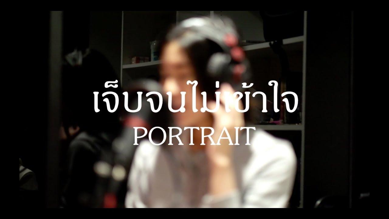 เจ็บจนไม่เข้าใจ - PORTRAIT    Cover by gardtany   