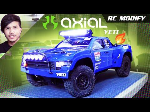 RC Modify 22 | Axial Yeti Trophy Truck - UC_Neij7VbB09CNFg4BtxRlw