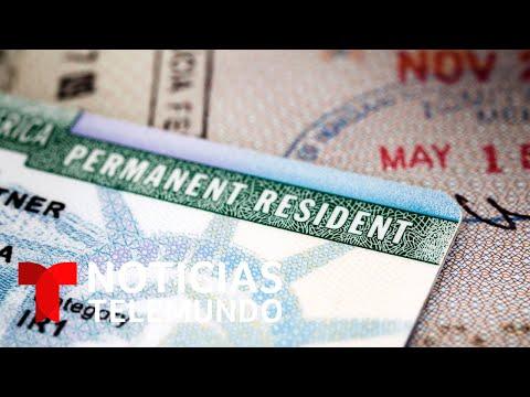 ¿Debo renovar la residencia si ya pedí la ciudadanía? | Noticias Telemundo