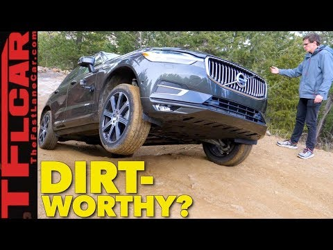 How Fast and Off-Road Worthy is the New Volvo XC-60?