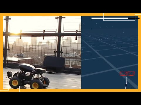 SLAMcore helps robots understand their surroundings