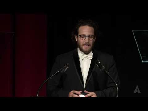 David Henry Gerson, Alternative Gold Medal: 2016 Student Academy Awards