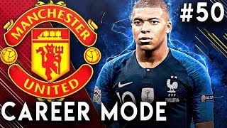 FIFA 19 Manchester United Career Mode EP50 - Mbappe Returns!! Champions League Drama!!