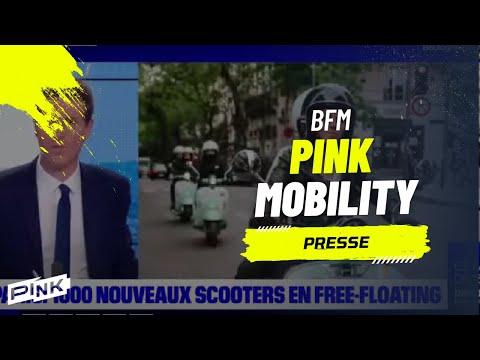 Bonjour Paris - Matinale BFM   Scooters électriques - Nouvel acteur sur le marché du libre-service