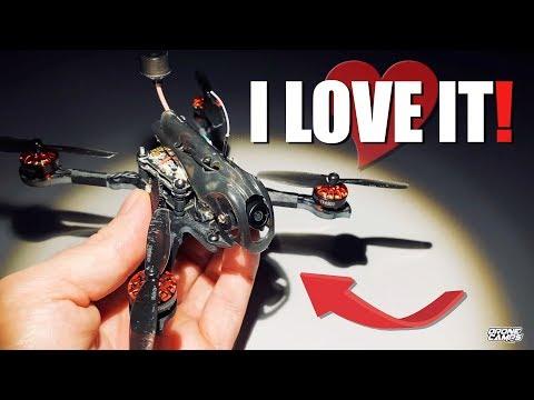 I LOVE IT! - Happymodel Larva-X HD - REVIEW & FLIGHTS - UCwojJxGQ0SNeVV09mKlnonA
