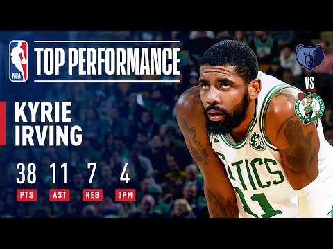 Kyrie Irving SHINES Against Grizzlies | January 18, 2019