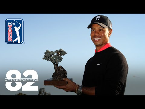 Tiger Woods wins 2013 Farmers Insurance Open | Chasing 82