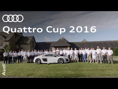 Audi quattro Cup: 2016 highlights.