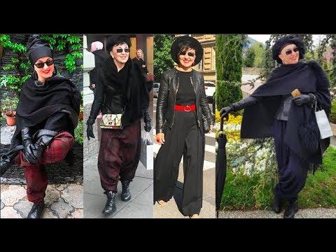 Образы — аутфиты на осень | Главный тренд моды — индивидуальность | Cтиль женщин 40+, 50+, 60+