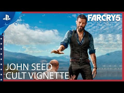 Far Cry 5 - John Seed - Cult Vignette | PS4