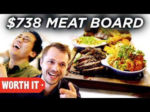 $128 Hot Pot Vs. $798 Meat Board
