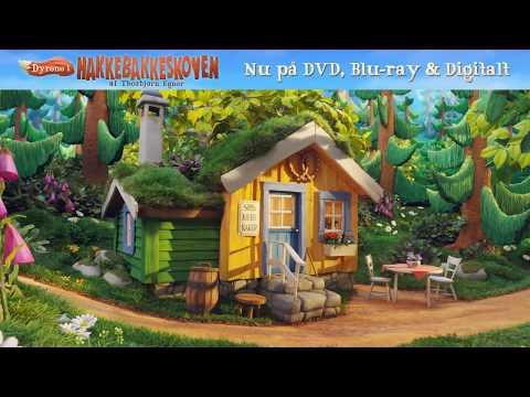 Dyrene i Hakkebakkeskoven - nu på DVD, Blu-ray & Digitalt
