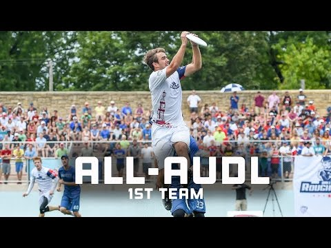 2016 All-AUDL First Team