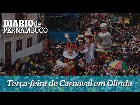 Ter�a-feira de Carnaval em Olinda