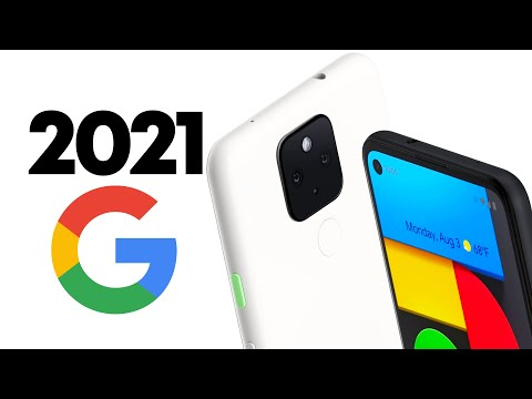 Google Pixel 2021