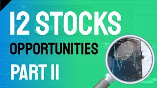 12 Stocks To Watch - Stocks Are Finally Falling!