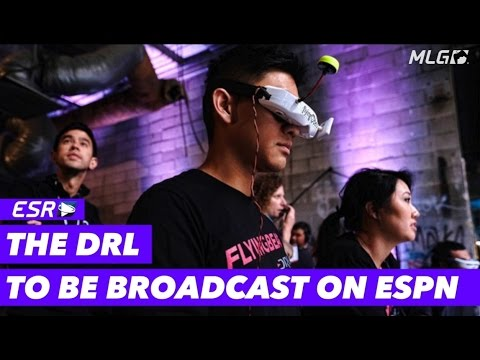 Drone Racing is coming to ESPN!