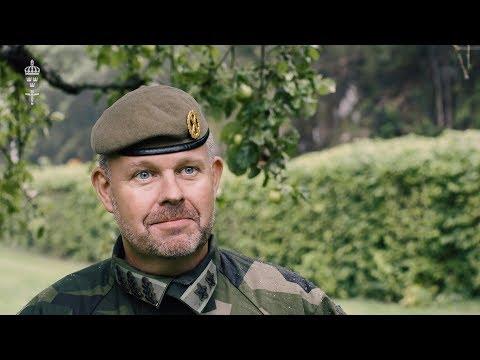 Sveriges nya rikshemvärnschef