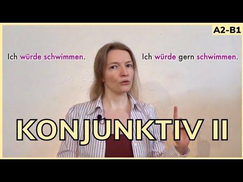 hätte wäre würde... Para qué y cómo usar el KONJUNKTIV II
