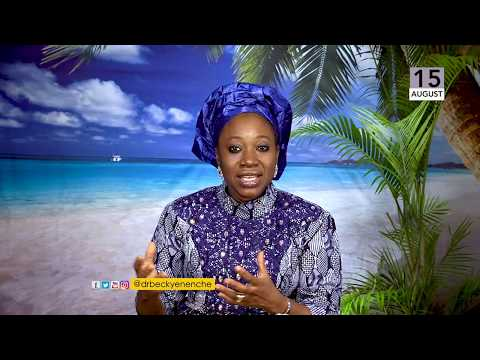 Dr Becky Paul-Enenche - SEEDS OF DESTINY  THURSDAY 15TH AUGUST, 2019