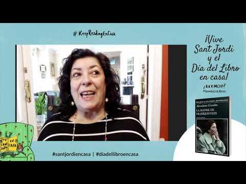 Vidéo de Almudena Grandes