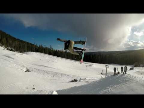 Snowboard Team Sweden Shoot