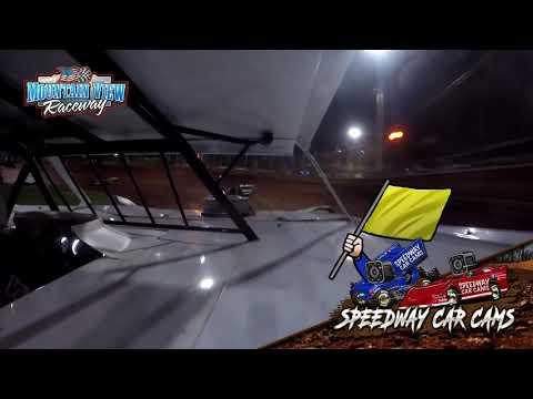 #287 David Doss - Sportsman Late Model - Mountain View Raceway 5-15-21 - InCar Camera - dirt track racing video image