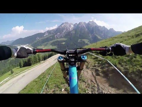 Downhill MTB GoPro footage on epic Austrian track - UCblfuW_4rakIf2h6aqANefA