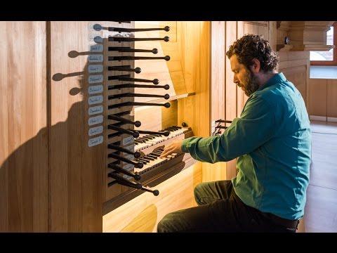 Középkori orgonamuzsika a YouTube-on