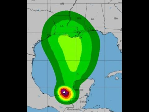 Breaking Tropical Storm Cristobal New Orleans In Direct Path