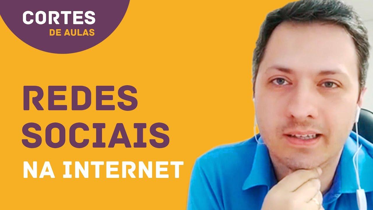 Capa da aula Redes Sociais na Internet