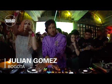 Julian Gomez | Boiler Room Bogotá: Video Club - UCGBpxWJr9FNOcFYA5GkKrMg