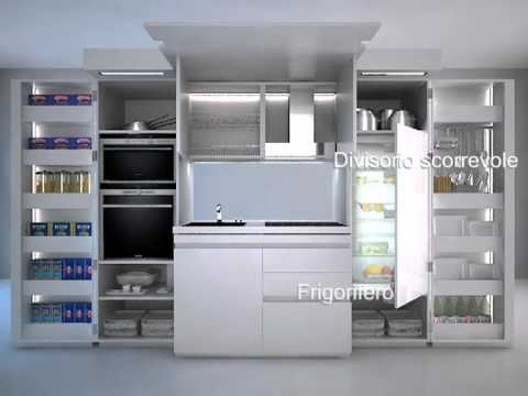 Progetto Compact Kitchen Station
