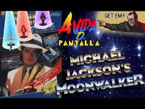 [AVOP] Michael Jackson´s Moonwalker - 3 players en directo comentado