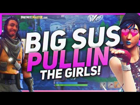 TSM Hamlinz - BIG SUS IMPRESSES A RANDOM GIRL! (Fortnite BR Full Game) - UCPMdbETAILQw9KYfvj1y1HA