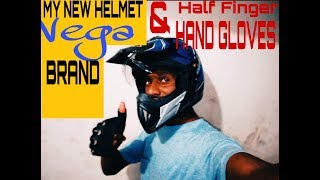MY NEW HELMET! VEGA BRAND! AWESOME! JOSS! 2019_TAC Vlogs BD