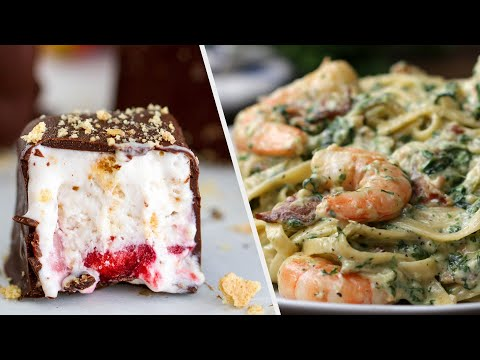 5 Recipes Perfect For Your Valentine's Date ? Tasty