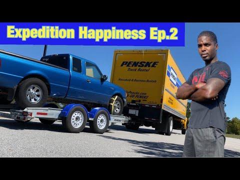 Expedition Happiness: Leaving South Carolina Ep.#2   PCS to JBLM Washington