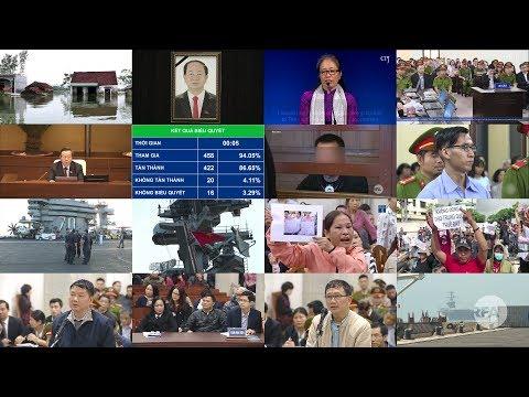 Các sự kiện nổi bật tại Việt Nam năm 2018