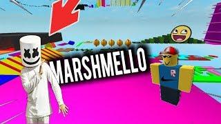 ROBLOX-PARKOUR MARSHMELLO [PC]