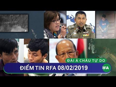 Điểm tin RFA tối 08/02/2019   Thái Lan sẽ điều tra vụ blogger Trương Duy Nhất mất tích ở Bangkok