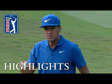 Tony Finau?s highlights | Round 2 | HSBC Champions 2018