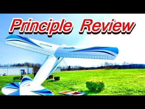 Flyzone AirCore Principle Review Unboxing & Flight - TheRcSaylors - UCYWhRC3xtD_acDIZdr53huA