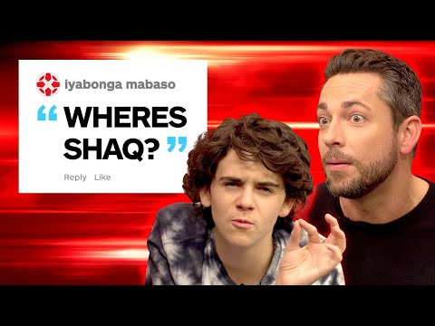 Shazam! Cast Respond to IGN Comments - UCKy1dAqELo0zrOtPkf0eTMw