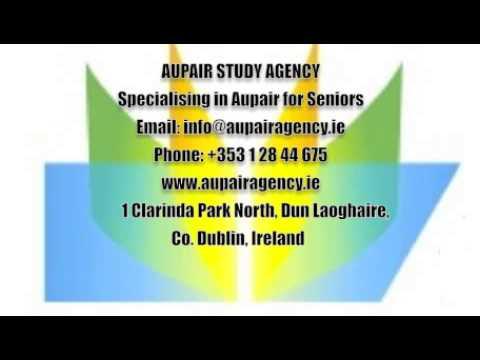 Aupair for senior Newstalk radio interview