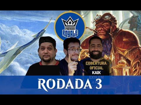 Esper Yorion VS Auras de pobre - Pioneer Royale - Rodada 3